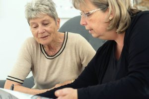Nachbarschaftspflege – Beratung