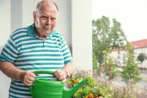 Nachbarschaftspflege – Demenz